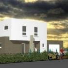 Maison contemporaine de 107 m2 habitable