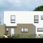 Maison cubique ArtsCAD créations de 115 m2 habitable