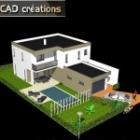 Maison contemporaine ArtsCAD créations de 151 m2 habitable