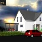 Maison ArtsCAD créations 121 m2 habitable
