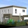 Maison cubique ArtsCAD créations de 114 m2 habitable