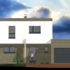 Maison cubique ArtsCAD créations 138 m2 habiatble
