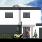 Maison cubique à Acheinheim de 143 m2 habitable