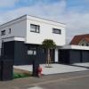 Maison cubique à OBERSCHAEFFOLSHEIM de 175 m2 habitable