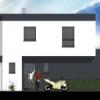 Maison cubique ArtsCAD créations de 140 m2 habitable