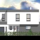 Etude maison 197 m2 à la Robertsau