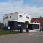 Réalisation ArtsCAD créations à Oberschaeffolsheim maison 175 m2 habitatble