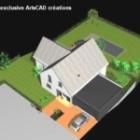 Maison ArtsCAD créations 160 m2
